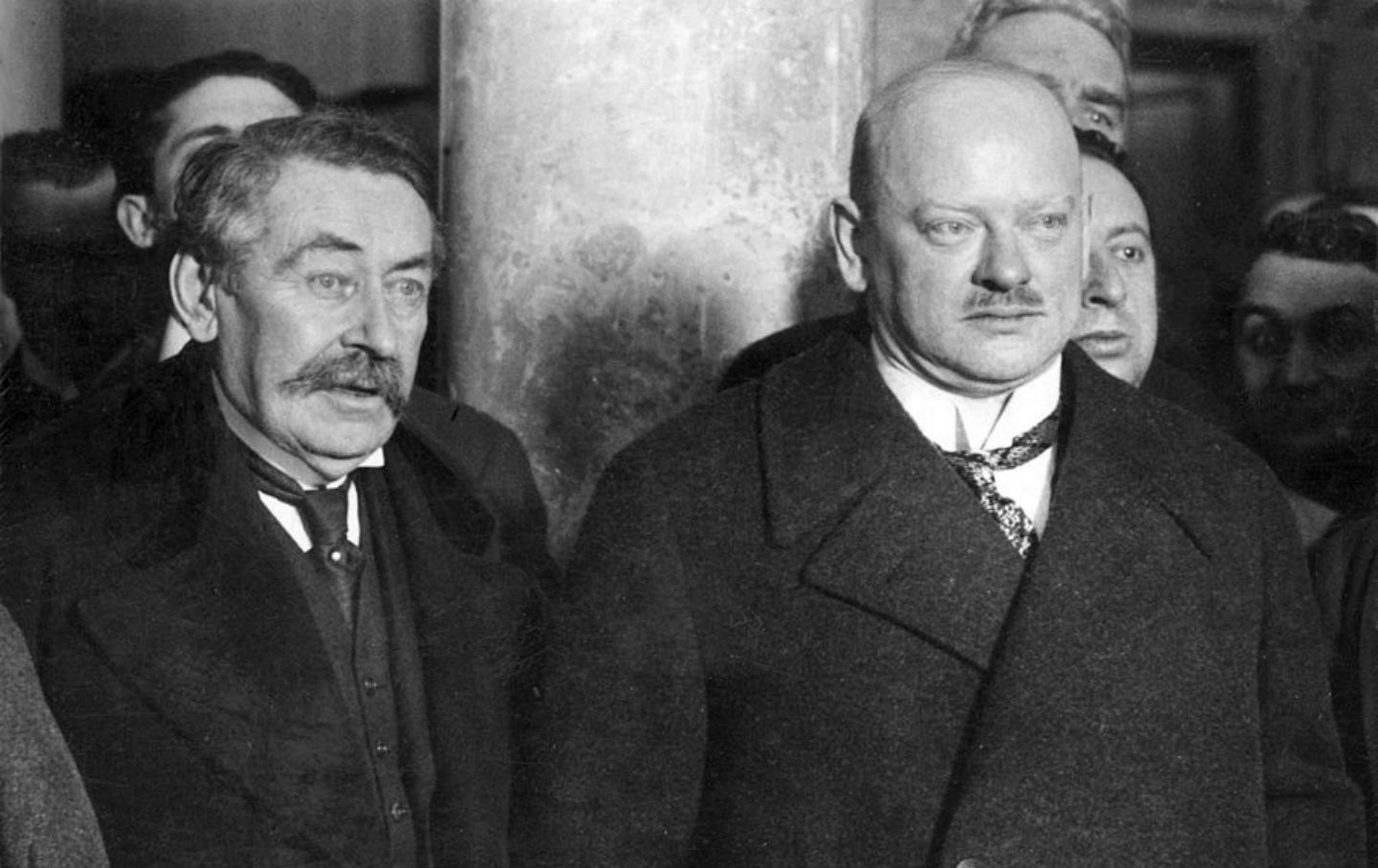 July 24 1929 The Kellogg Briand Pact Outlawing War Goes Into