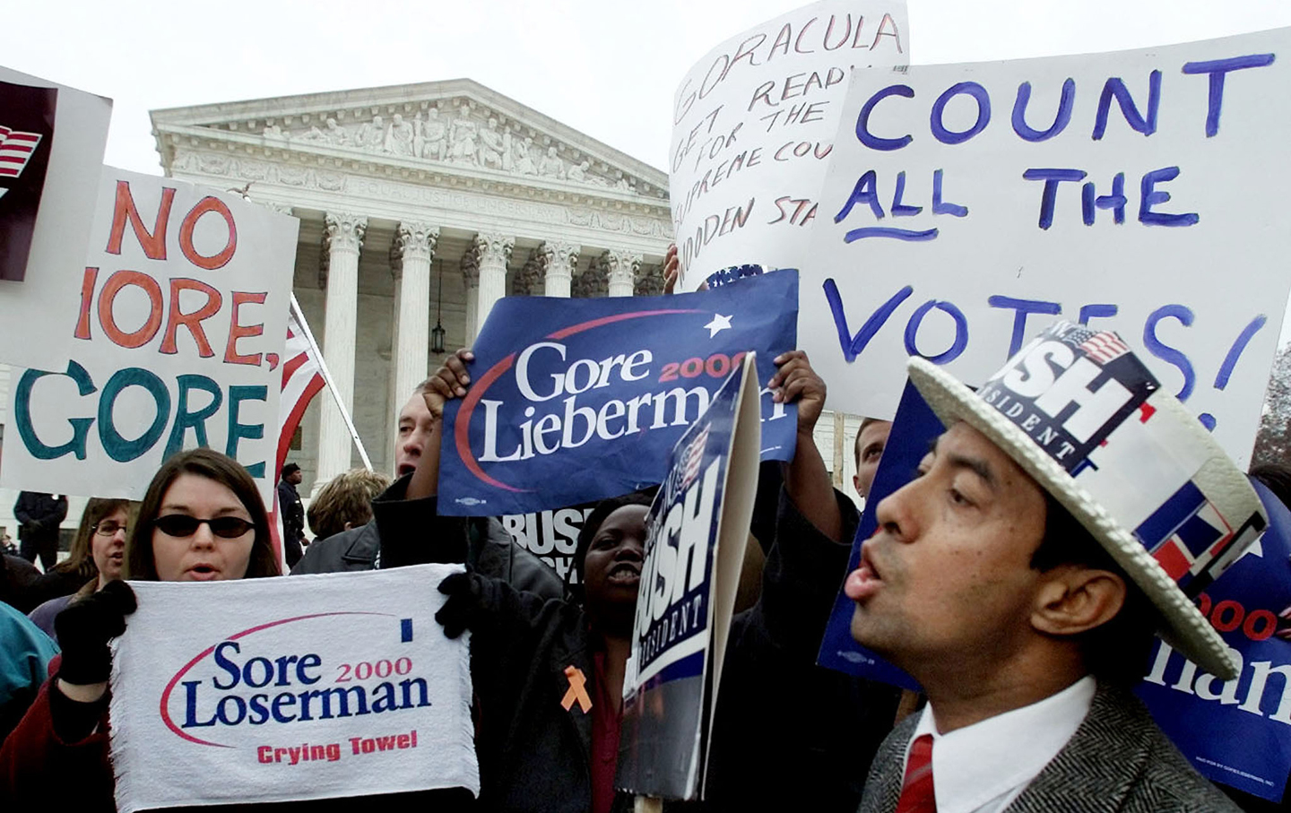 How The 2000 Election In Florida Led To A New Wave Of