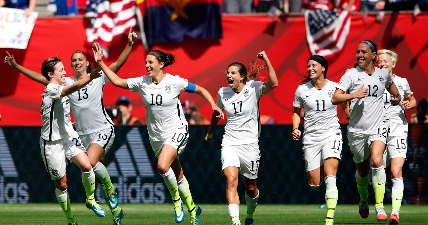 Why I'm Done Defending Women's Sports | The Nation