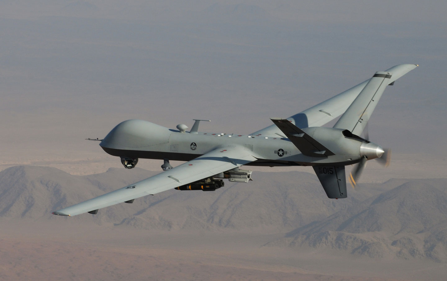Drone over Afghanistan