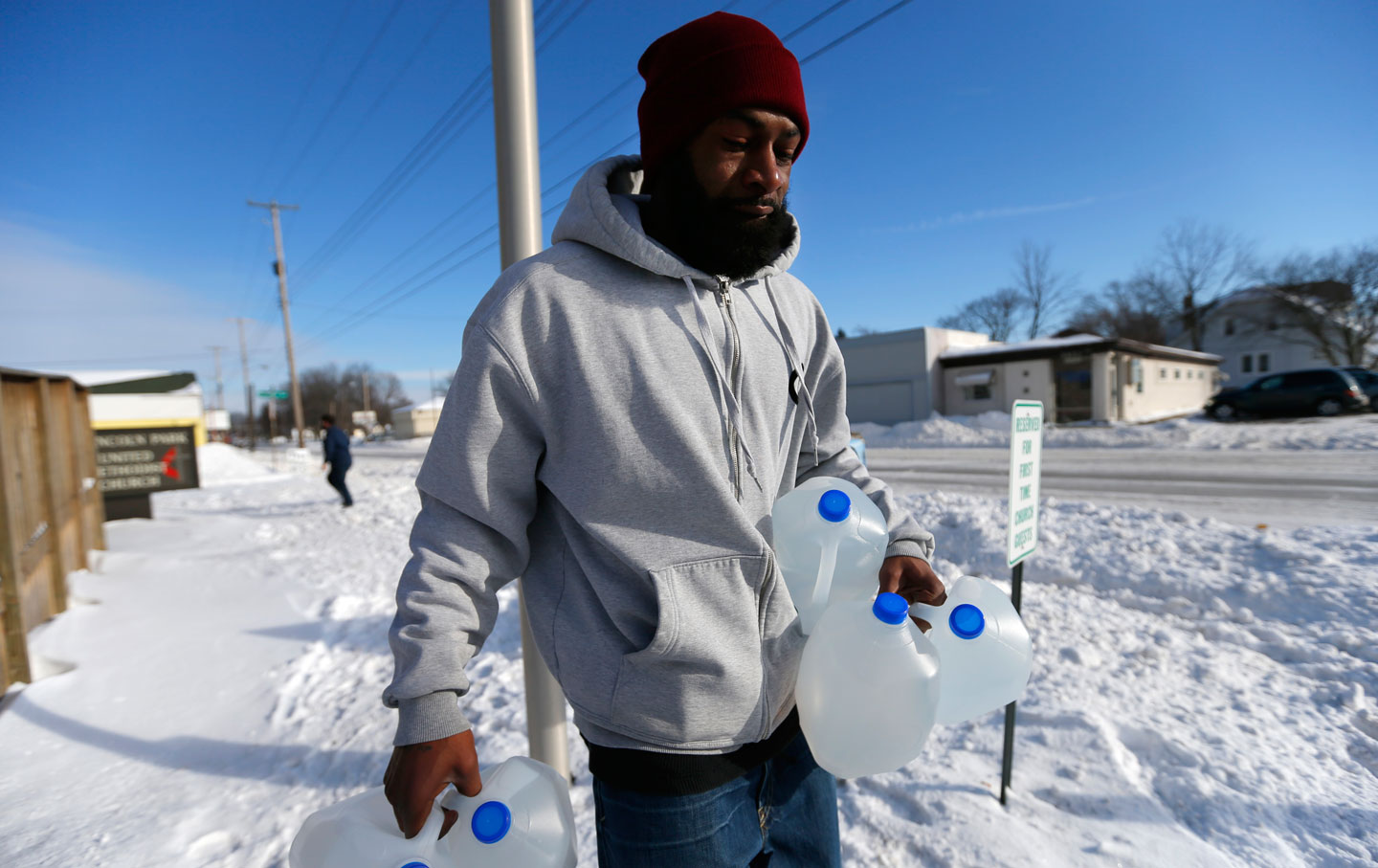 Flint Lead Poisoning And Promise Of >> Flint Is Finally Moving To Help Kids Recover From Lead Poisoning S