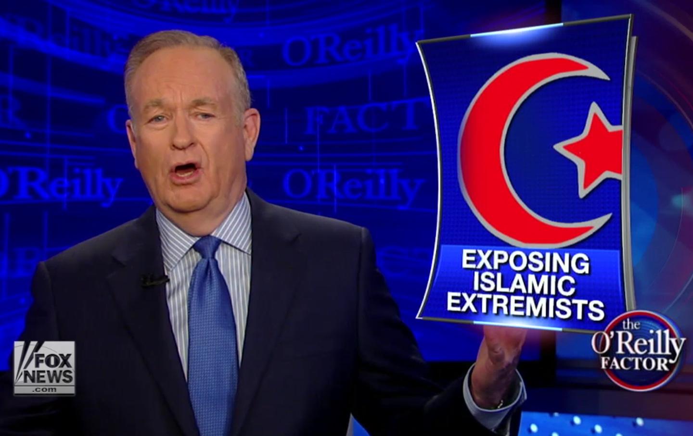 Bill O'Reilly Islamophobia