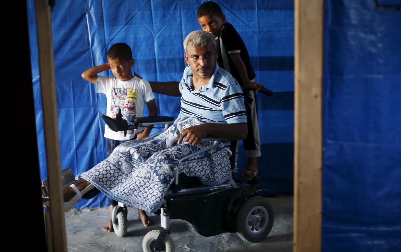 Gaza Victim