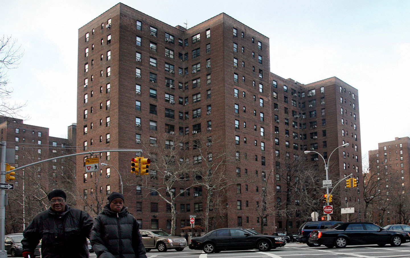 Harlem Housing Complex