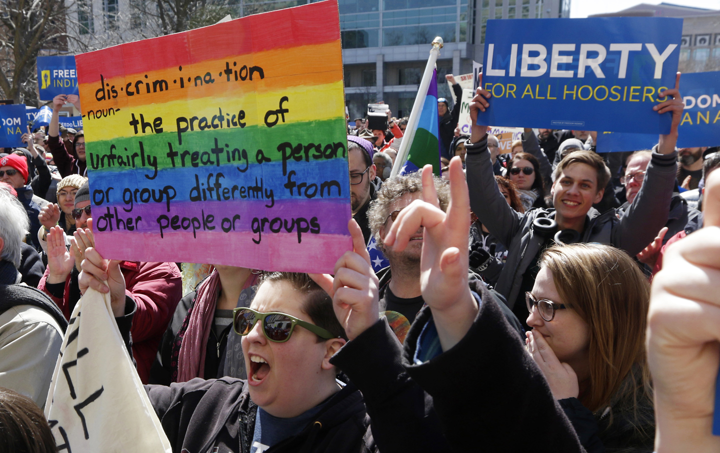 Gay marriage is not a civil rights issue