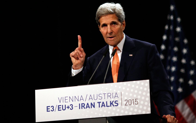 John Kerry Iran Deal