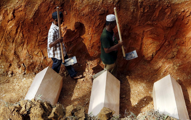 Malaysian Mass Grave