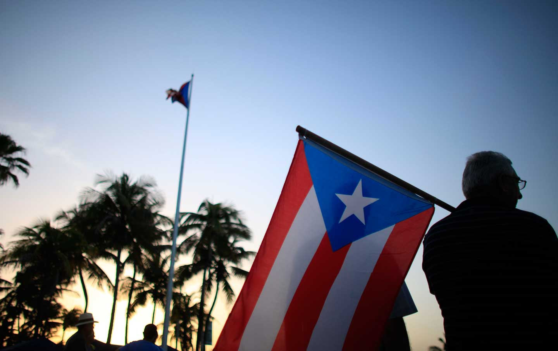 San Juan, Puerto Rico protest
