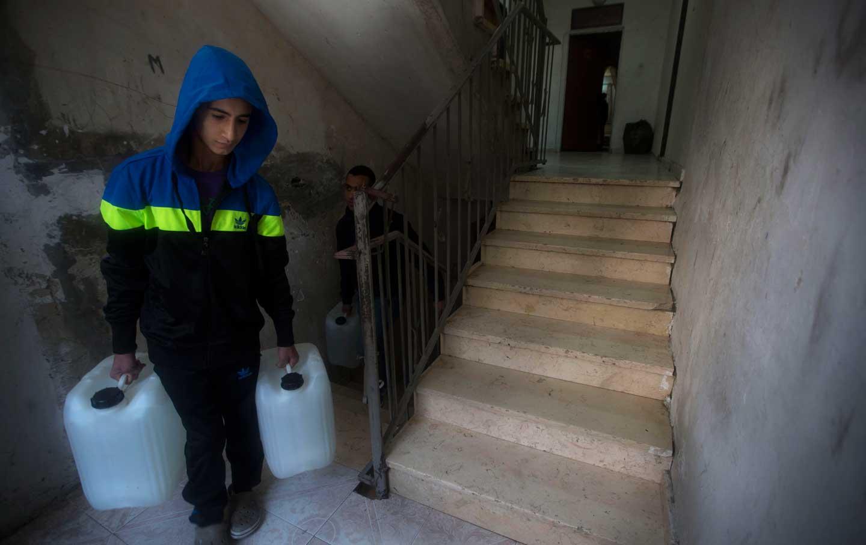 Shuafat Ridge Water Crisis