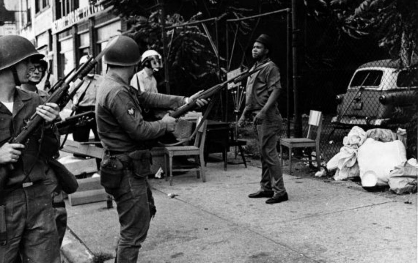 an introduction to the issue of detroit riots The newark experience 1967: the newark  chapter 5 (pp 178-253) examines coverage of the 1967 newark and detroit riots by  with an new introduction by warren.