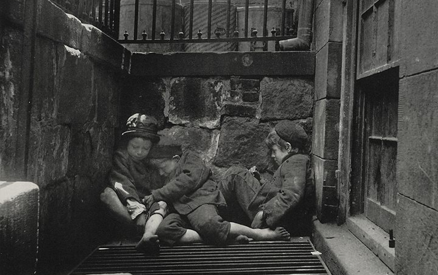 how to revive progressive era economics for the new gilded age a photograph of sleeping homeless children in new york city taken by jacob riis