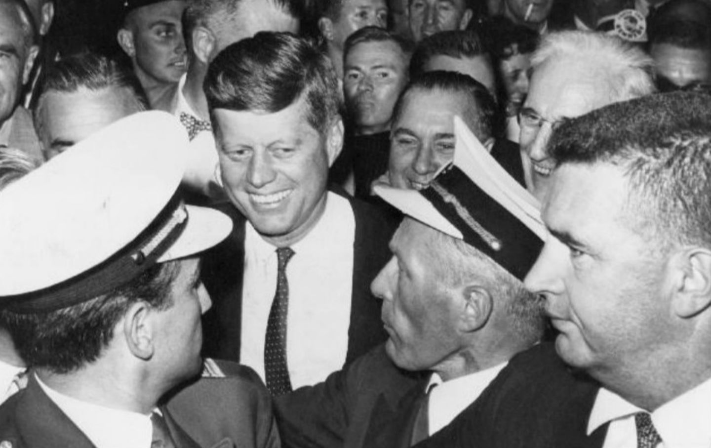 July 13, 1960: John F. Kennedy Secures the Democratic Presidential ...