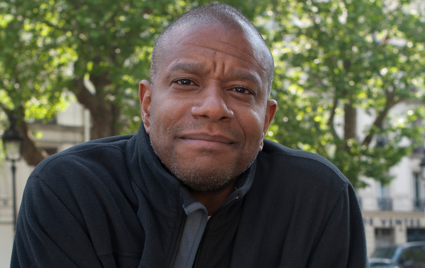Paul Beatty (credit: Hannah Assouline)
