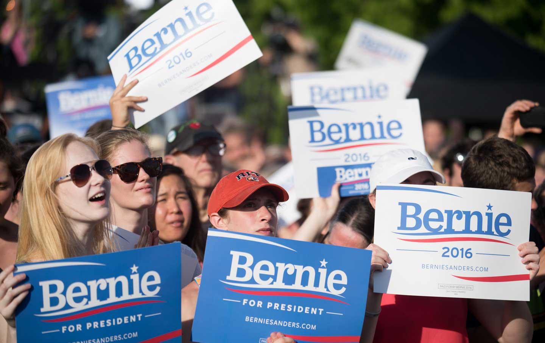 Bernie Sanders Burlington