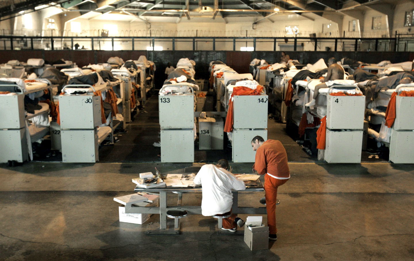 the need for reform in the american prison system