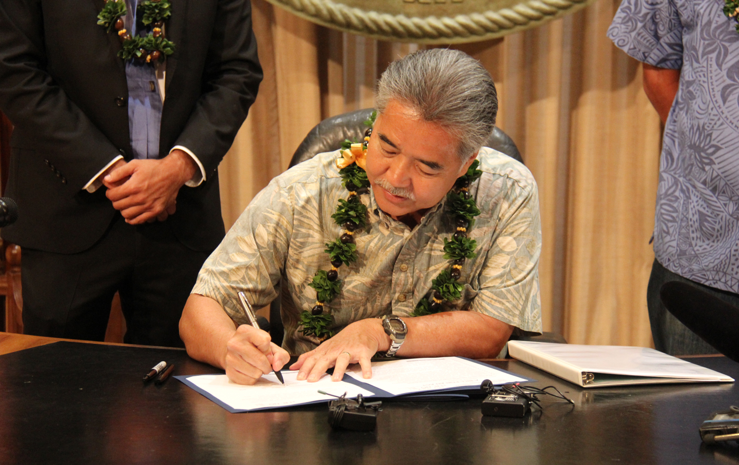 Hawaii Gov David Ige