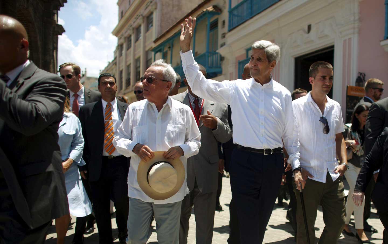 John Kerry, Havana