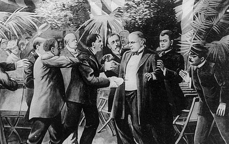 September 6, 1901: President William McKinley Is Shot by ...