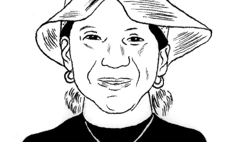 Maria Ochoa.