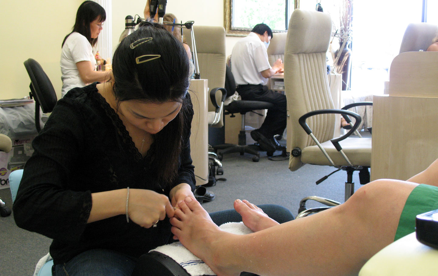 Is the Nail-Salon Industry Any Better for Workers Now? | The