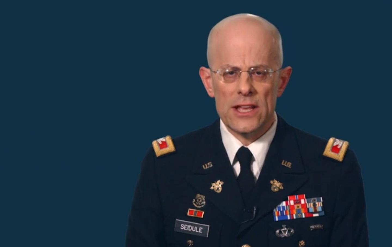 Col. Ty Seidule