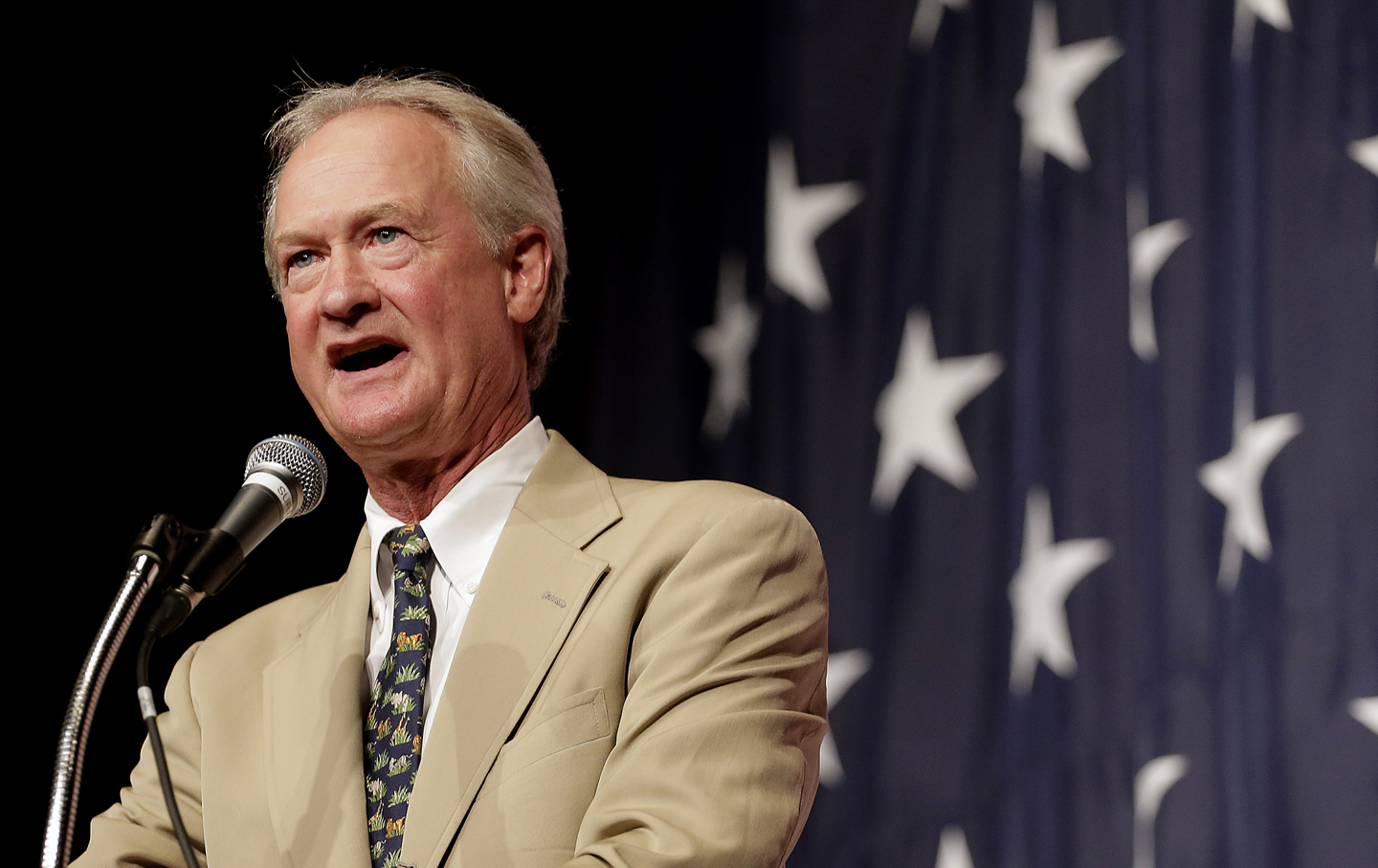 Why Won't Lincoln Chafee Support Robert Mueller? | The Nation