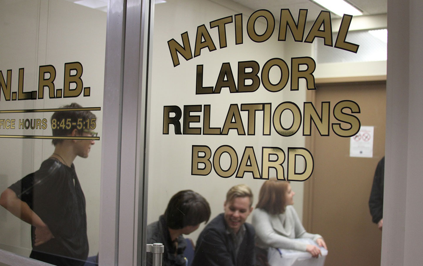 SENS-UAW at the NLRB