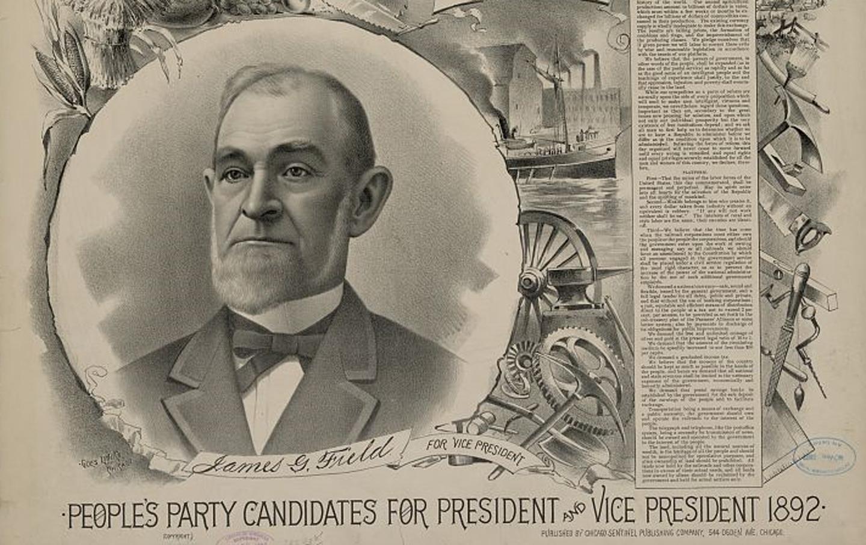 1892 Populist poster