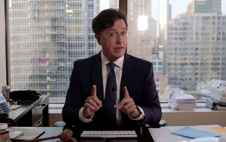 Colbert Late Night