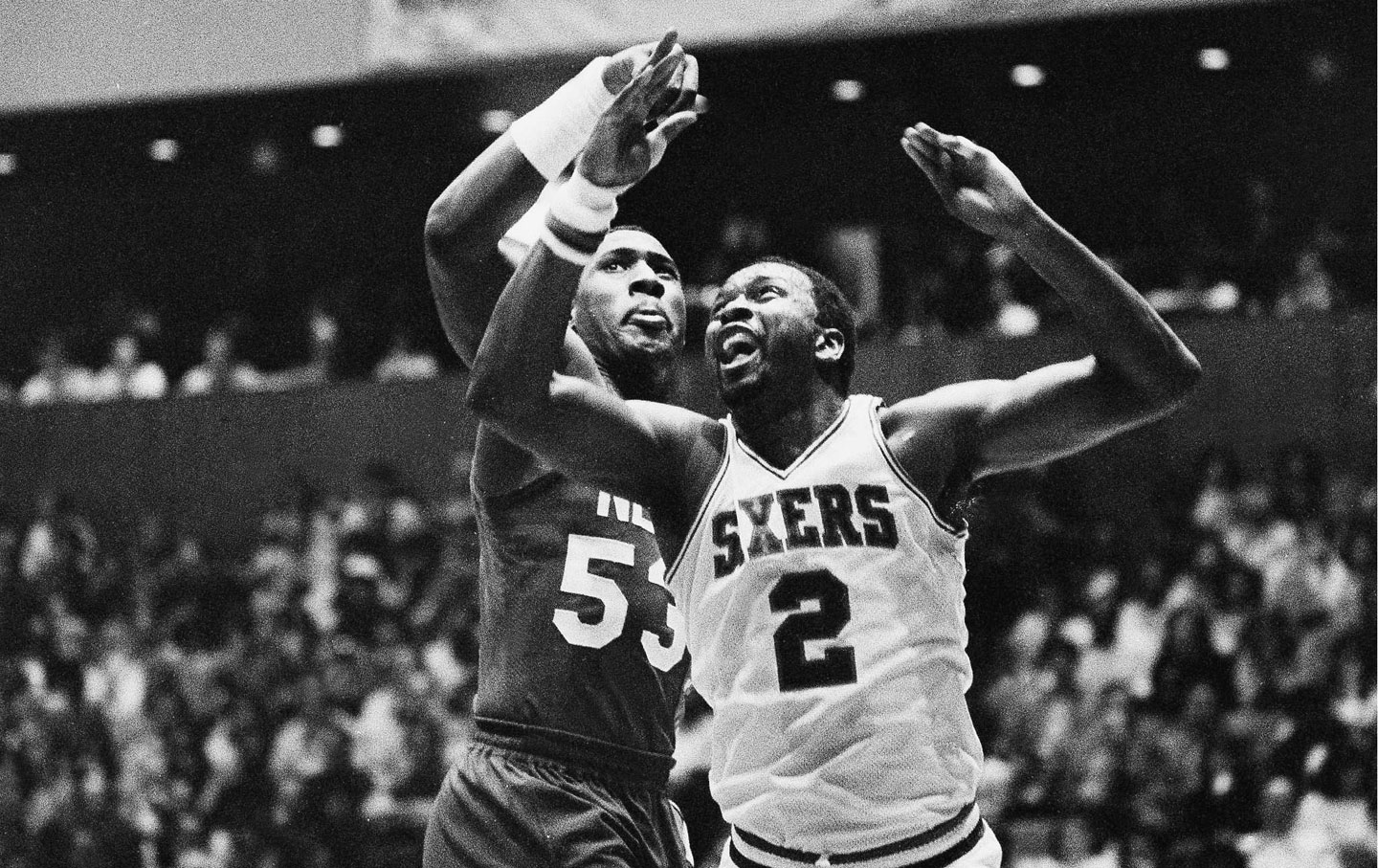 The Prophets the Conjoined Legacies of Moses Malone and