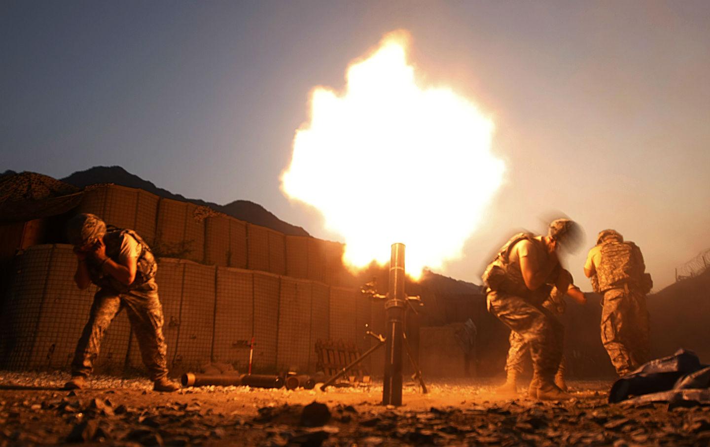 Michigan Base, Afghanistan