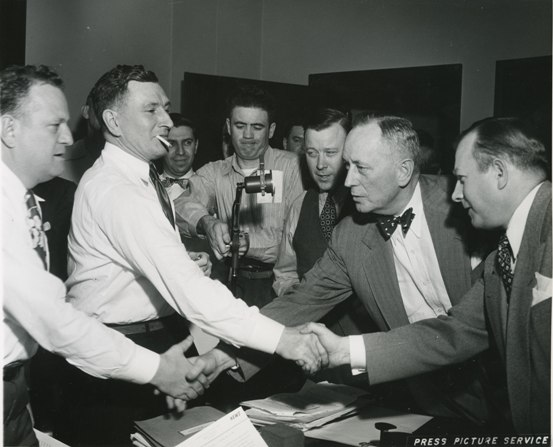 UAW GM Walter Reuther