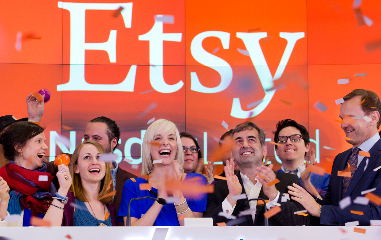 Etsy staff