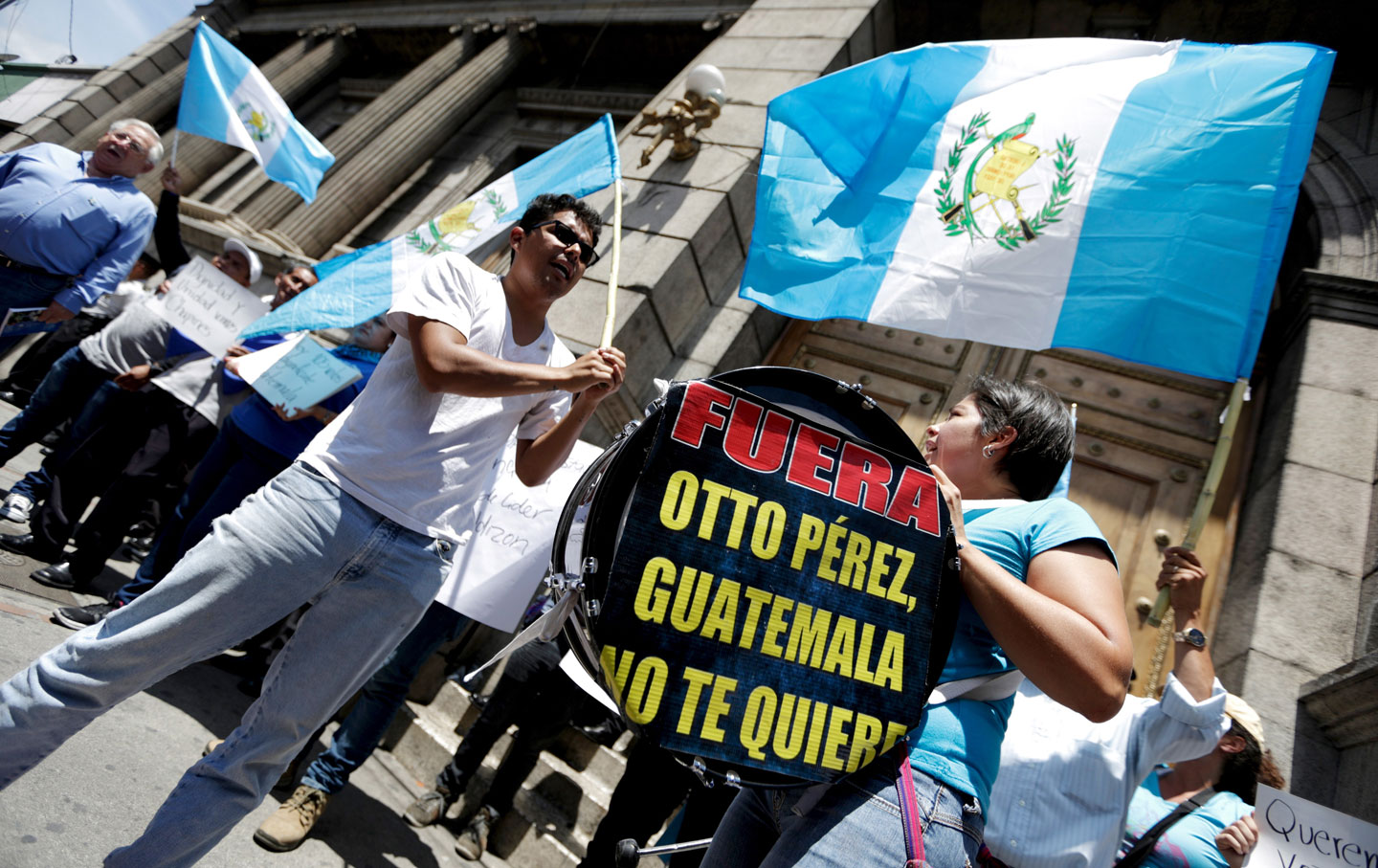 Guatemala protests