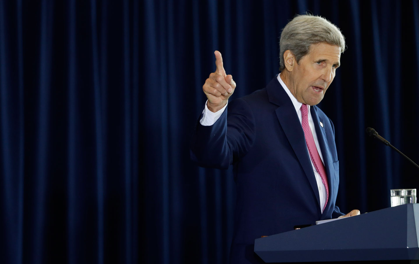 John Kerry Iran deal