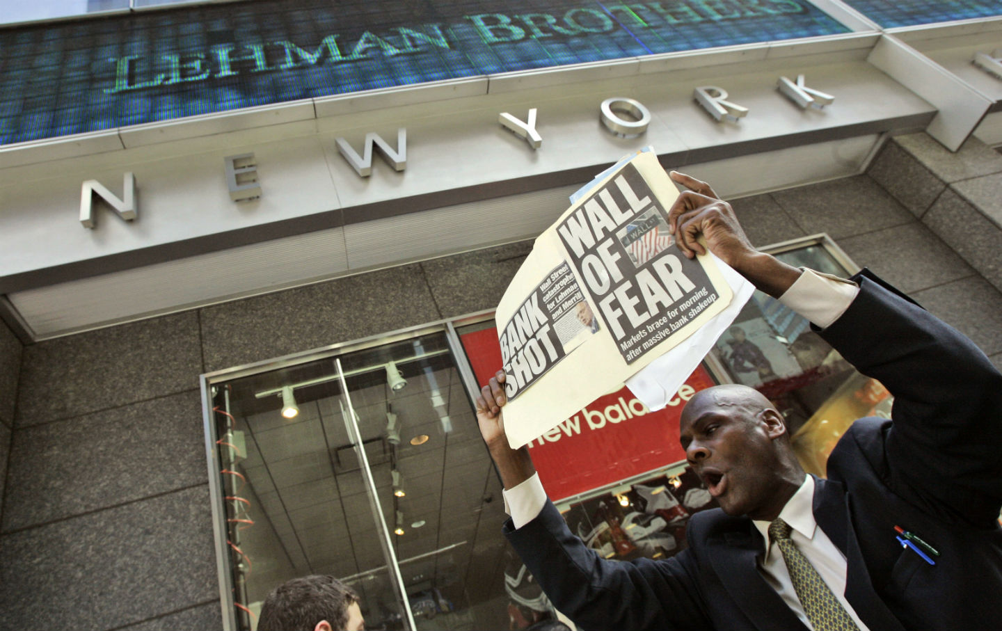 21 Famous Corporate Bankruptcies from 2001-2009