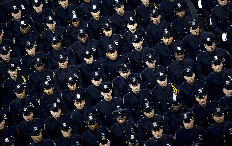 NYPD Graduating Ceremony