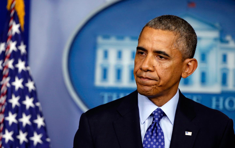 Obama Iraq press conference