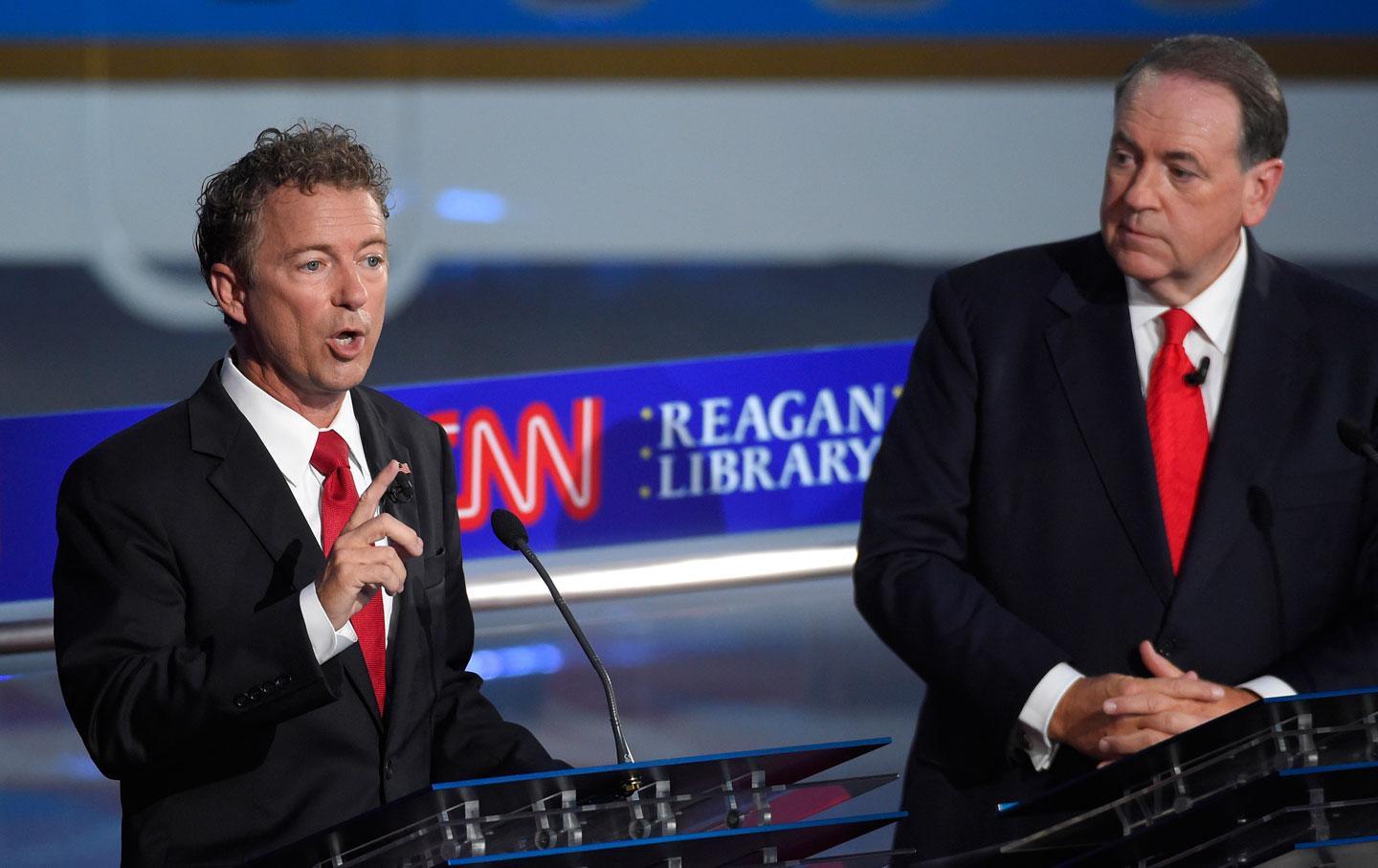 Unlike Trump, Rand Paul Actually Made Some Sensible Points During