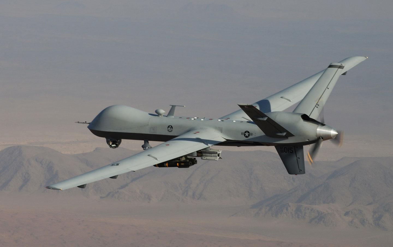Drone Afghanistan