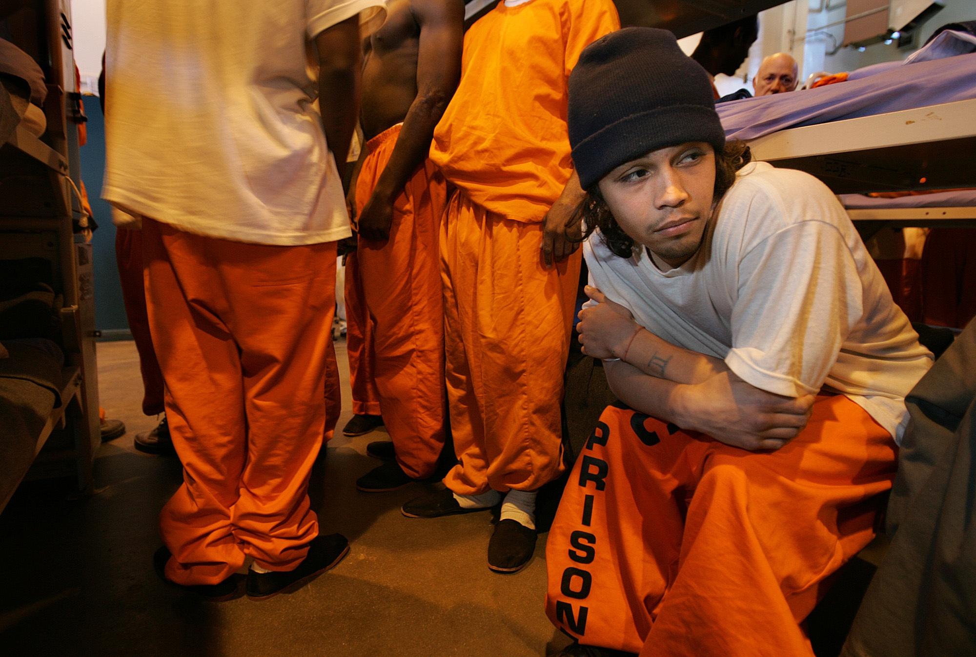 Prison inmate