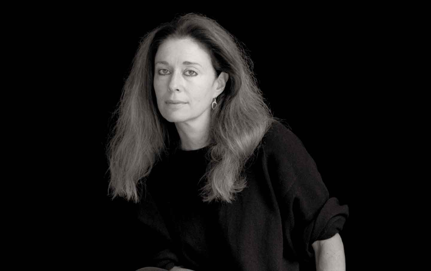 Jorie Graham. By Marina Cook