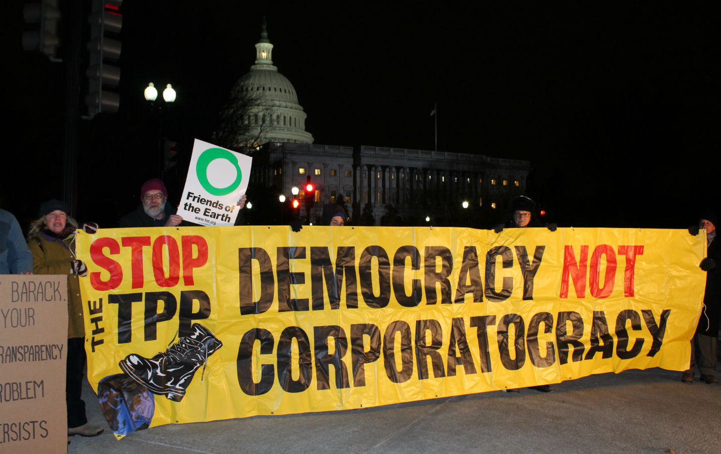 The Tpp Prioritizes The Rights Of Corporations Over Workers The