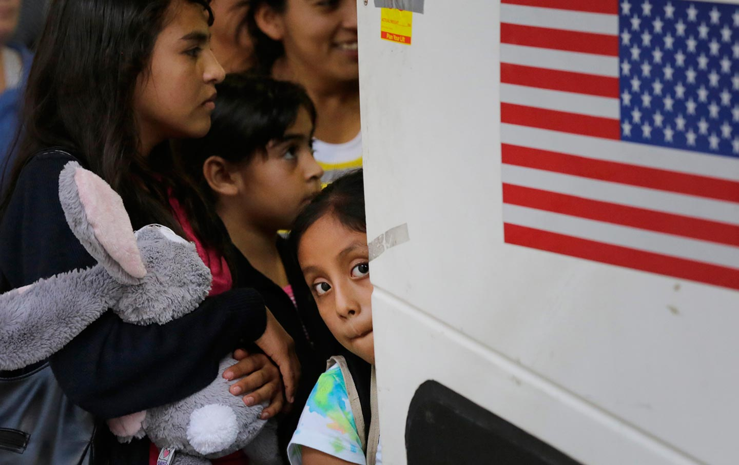 The Department Of Homeland Security S Baby Jails The