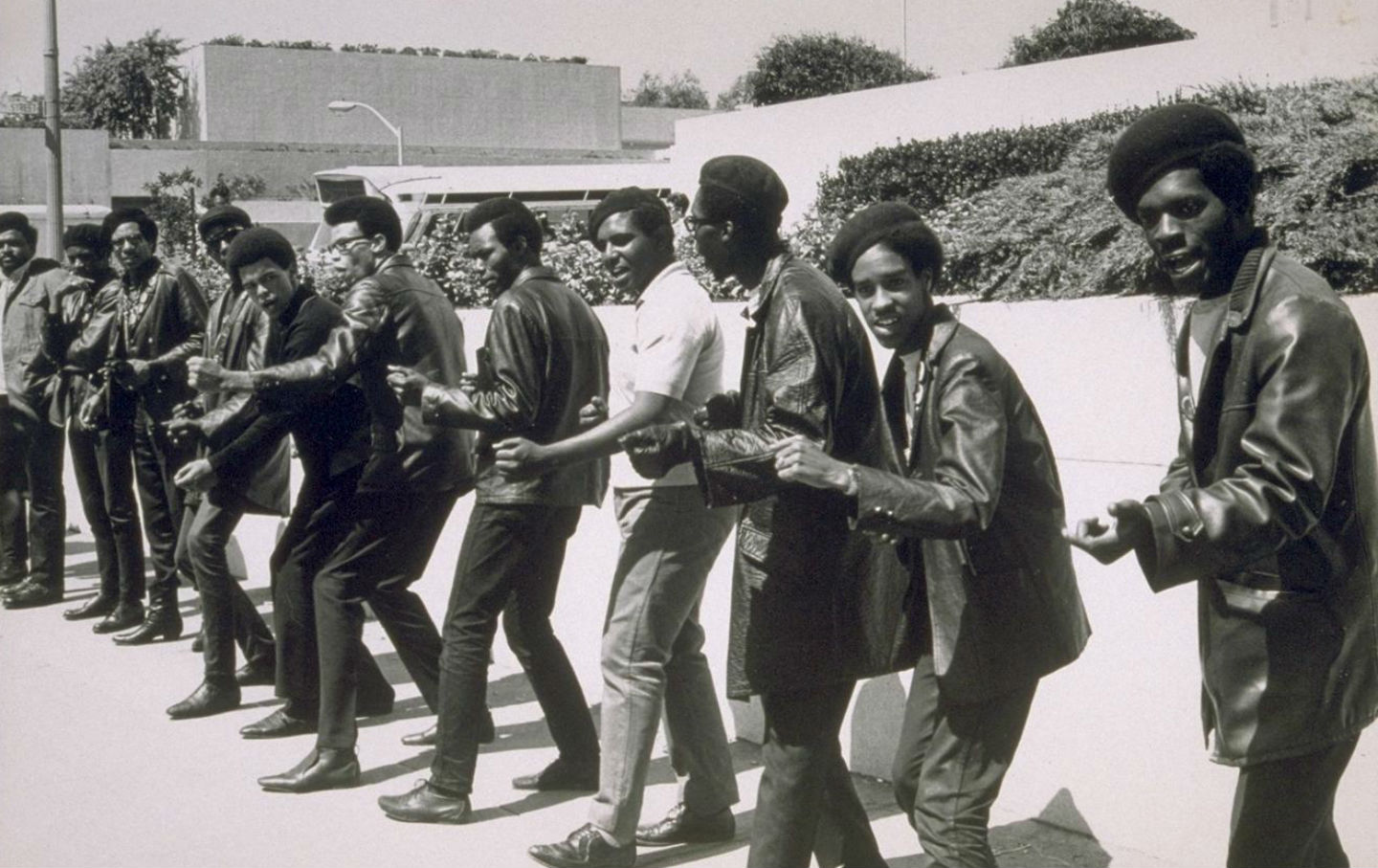 October 15 1966 The Black Panther Party Is Founded The Nation
