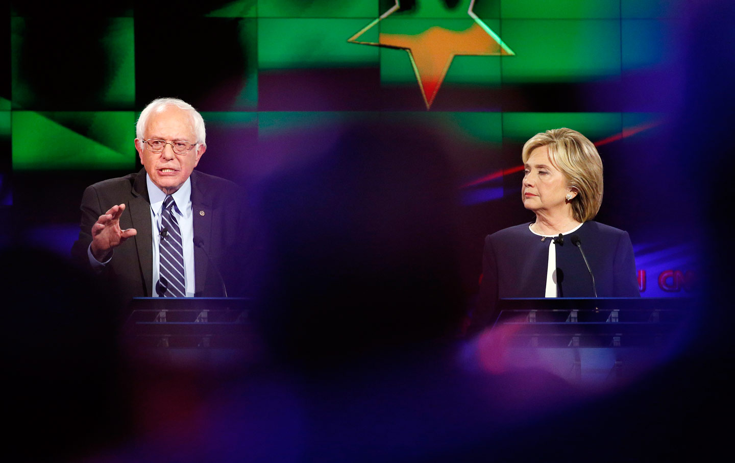 democratic_debate_shadows_ap