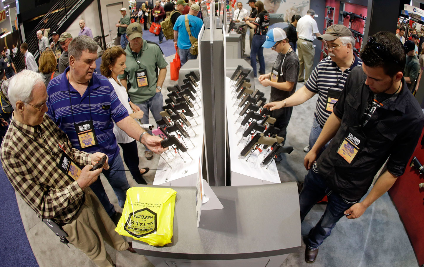 2015 NRA convention