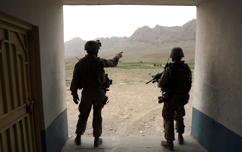 Narkotika brandes i afghanistan