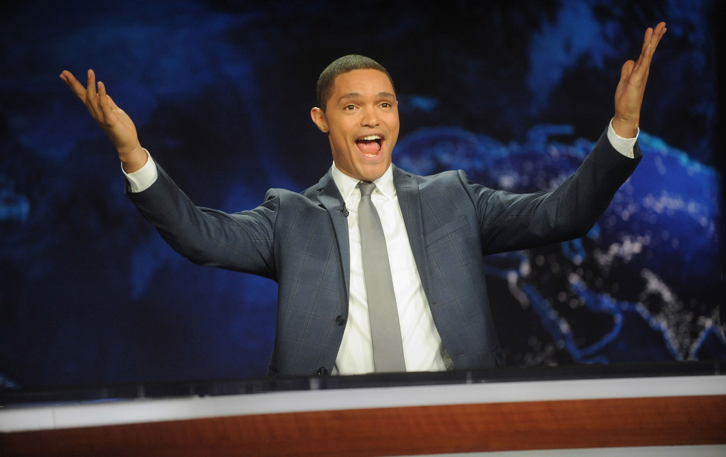 shows the daily show with trevor noah