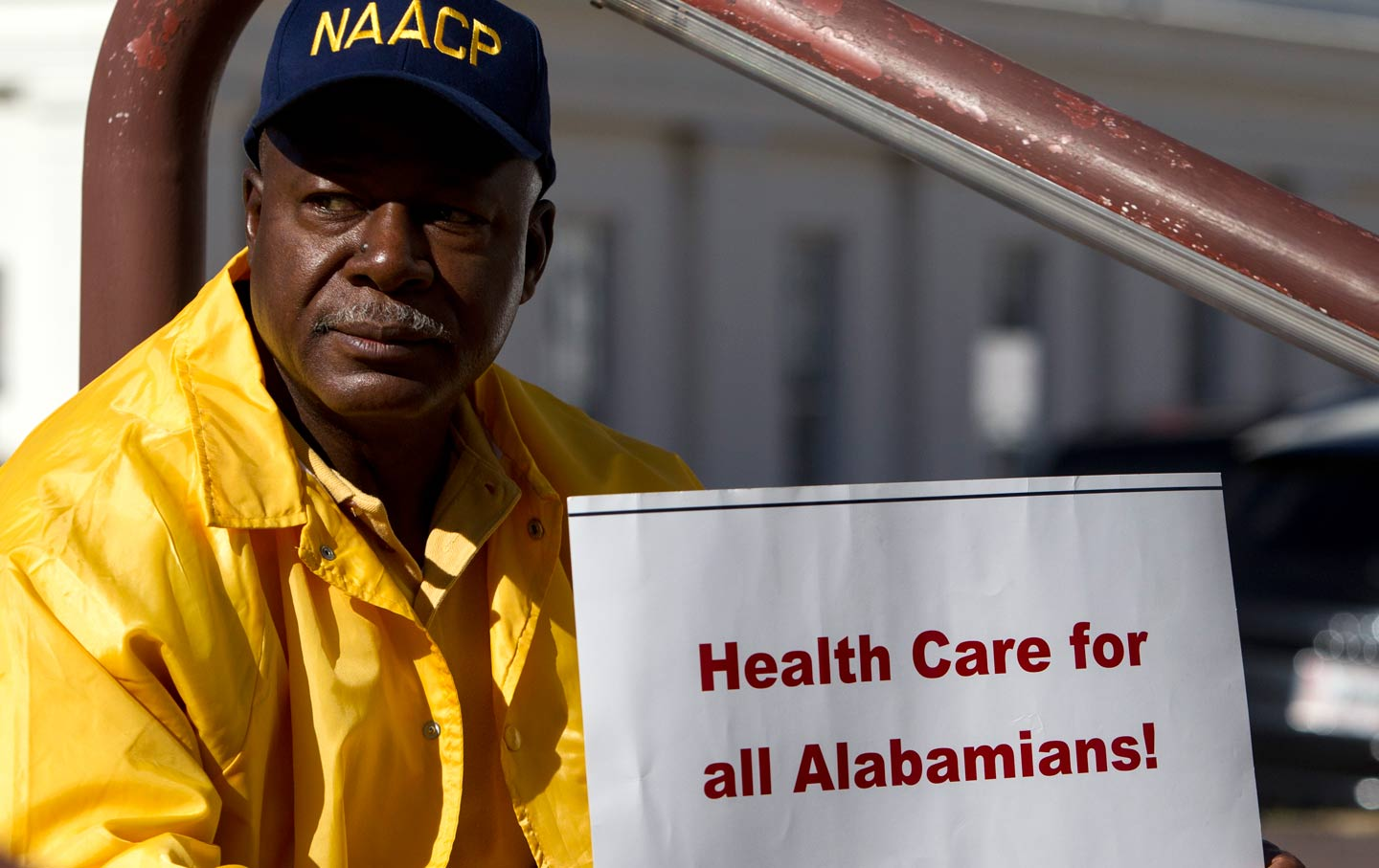 Alabama Medicaid protest